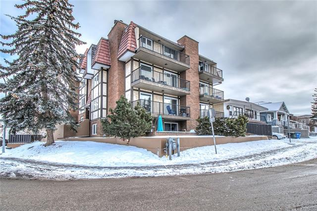#6 2208 17a ST Sw, Calgary Bankview real estate, Apartment Aspen Acres homes for sale