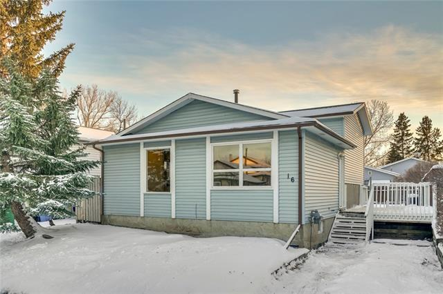 16 Castleglen CR Ne, Calgary, Castleridge real estate, Detached Castleridge Estates homes for sale