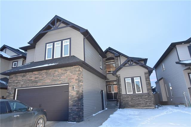 806 Canoe Gr Sw in Canals Airdrie MLS® #C4219578
