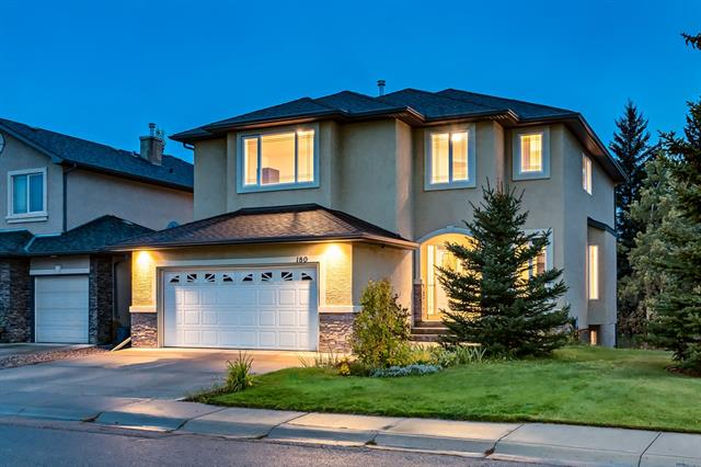 180 Everglade Ci Sw, Calgary, Evergreen real estate, Detached Evergreen Estates homes for sale