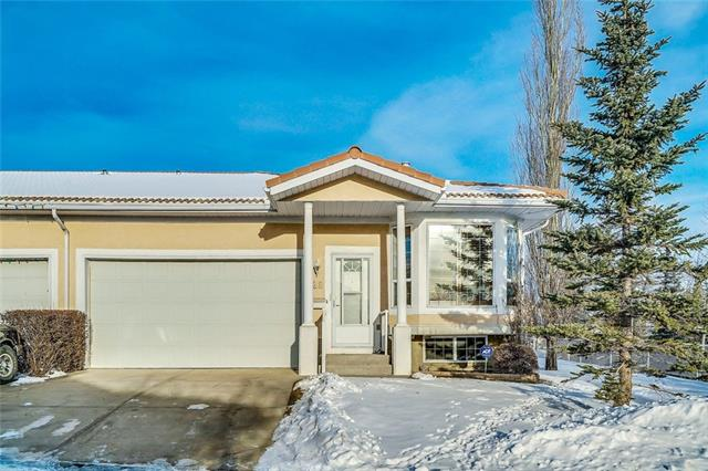 28 Signature VI Sw, Calgary, Signal Hill real estate, Attached Signature Parke homes for sale