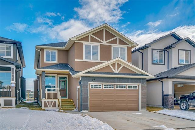 204 Bayview ST Sw, Airdrie, Bayview real estate, Detached Airdrie homes for sale