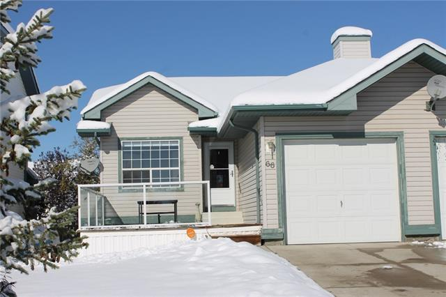 66 West Terrace Rd, Cochrane West Terrace real estate, Attached Cochrane homes for sale