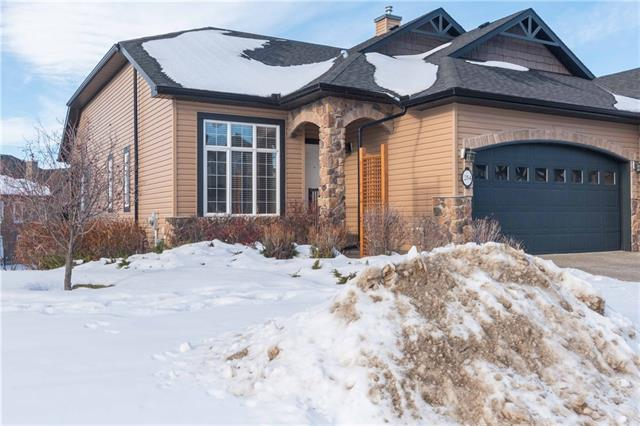 284 West Creek Bv, Chestermere, West Creek real estate, Attached Chestermere homes for sale