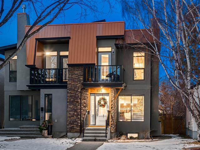 1512 23 AV Nw in Capitol Hill Calgary MLS® #C4219708