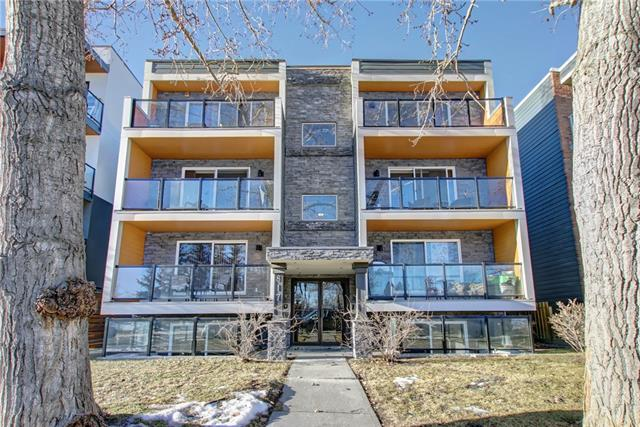 #202 817 5 ST Ne, Calgary, Renfrew real estate, Apartment Regal Terrace homes for sale