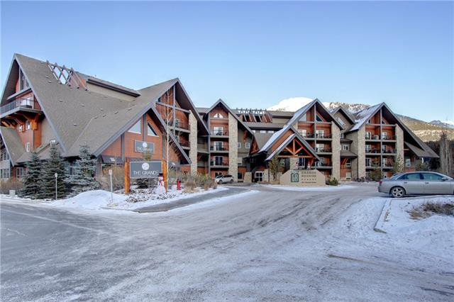 #306 901 Mountain St, Canmore, Bow Valley Trail real estate, Apartment Bow Valley Trail homes for sale