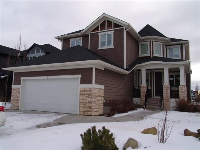 2 Ranchers Pl, Okotoks, Air Ranch real estate, Detached Air Ranch homes for sale