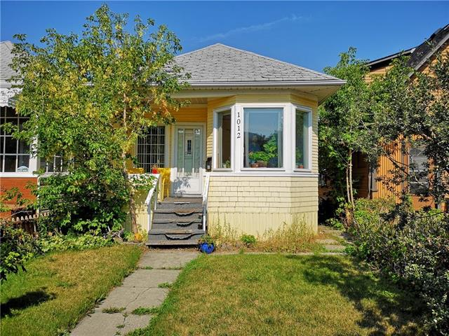 1012 1 AV Nw, Calgary, Sunnyside real estate, Detached Sunnyside homes for sale