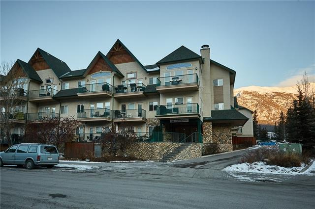 #312 176 Kananaskis Wy, Canmore, Bow Valley Trail real estate, Apartment Canmore homes for sale