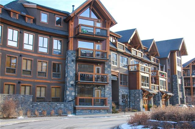 #205 600 Spring Creek Dr, Canmore, Spring Creek real estate, Apartment Canmore homes for sale