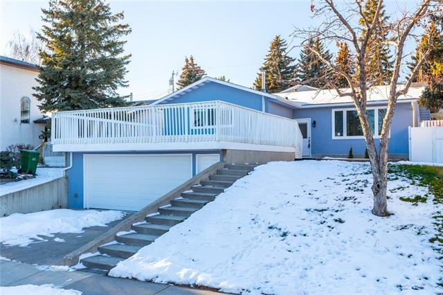 5019 Nemiskam RD Nw in North Haven Calgary MLS® #C4219892