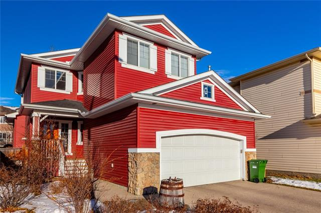 82 Hidden Creek Ht Nw in Hidden Valley Calgary MLS® #C4219898