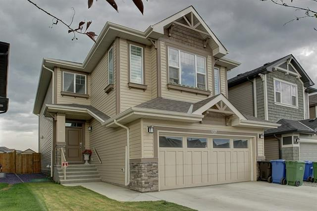 137 Auburn Meadows Bv Se, Calgary, Auburn Bay real estate, Detached Auburn Bay homes for sale