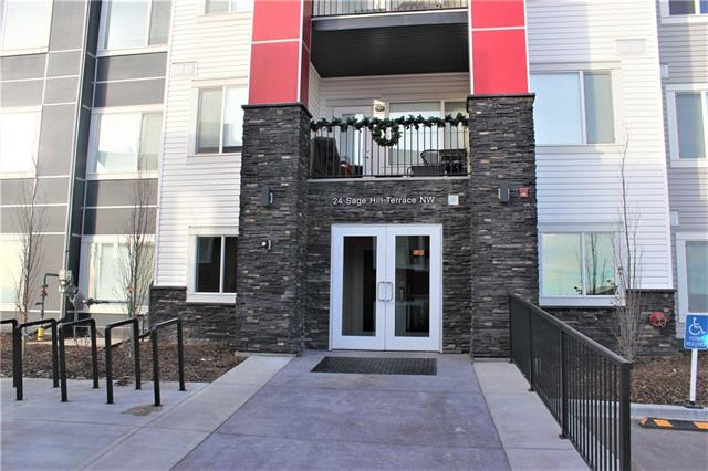 #216 24 Sage Hill Tc Nw, Calgary, Sage Hill real estate, Apartment Alhambra homes for sale