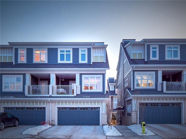 189 Silverado Plains Pa Sw, Calgary, Silverado real estate, Attached Silverado homes for sale