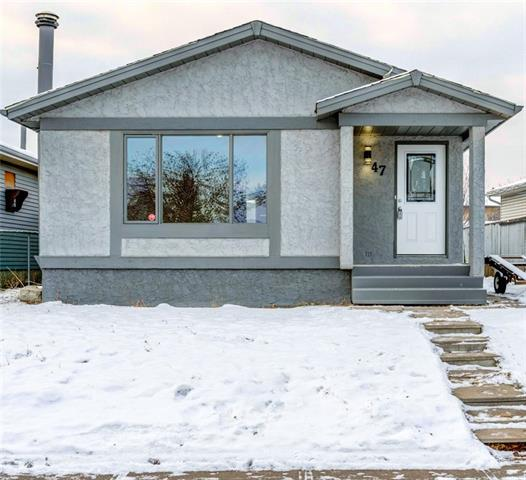 47 Aberdare CR Ne in Abbeydale Calgary MLS® #C4220160