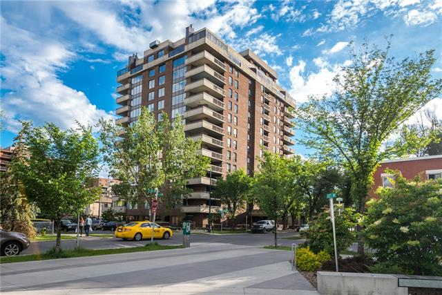 #1510 1001 13 AV Sw, Calgary, Beltline real estate, Apartment Victoria Park homes for sale