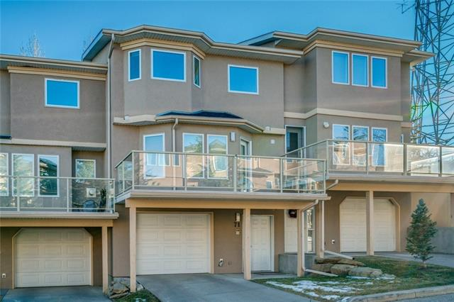 71 Patina Tc Sw, Calgary, Patterson real estate, Attached Prominence/Patterson homes for sale