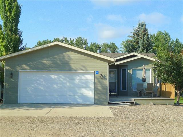 658 Lakeside Dr, Rural Vulcan County, Little Bow real estate, Detached Little Bow homes for sale