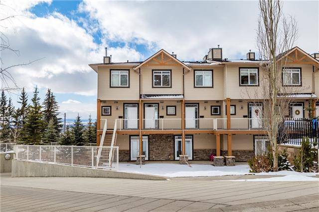 #10 181 Rockyledge Vw Nw, Calgary, Rocky Ridge real estate, Attached Rocky Ridge Ranch homes for sale
