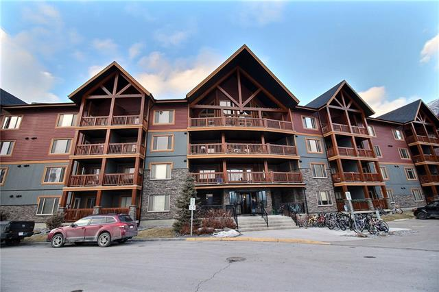 #304 300 Palliser Ln, Canmore, Silvertip real estate, Apartment Canmore homes for sale