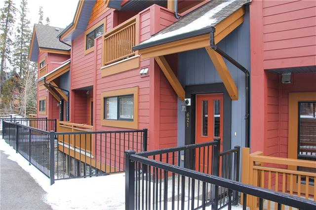 #621 80 Dyrgas Ga, Canmore, Three Sisters real estate, Attached Three Sisters homes for sale