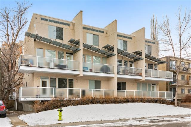 #2 105 24 AV Sw, Calgary, Mission real estate, Apartment Mission homes for sale