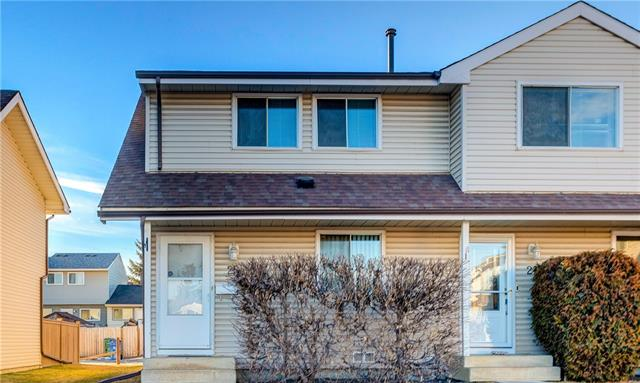 #25 1515 Falconridge DR Ne, Calgary, Falconridge real estate, Attached Falconridge homes for sale