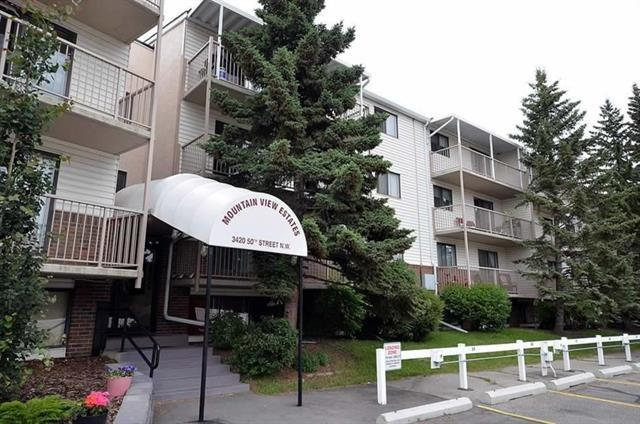 #403 3420 50 ST Nw, Calgary, Varsity real estate, Apartment Varsity homes for sale