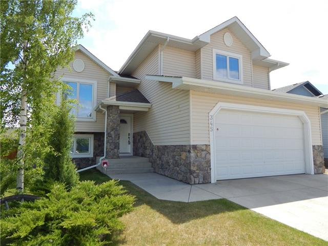 345 Sunset Wy, Crossfield, None real estate, Detached Crossfield homes for sale