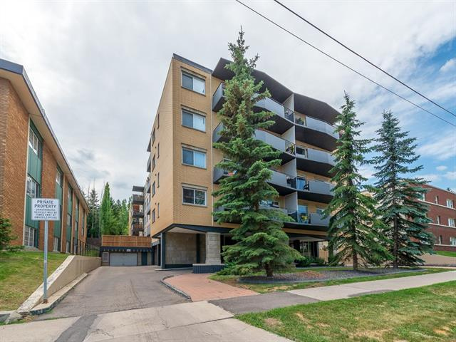 #304 823 Royal AV Sw, Calgary, Upper Mount Royal real estate, Apartment New Mount Royal homes for sale