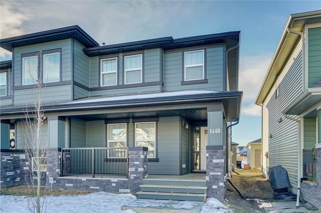 1440 Legacy Ci Se, Calgary, Legacy real estate, Attached Legacy homes for sale