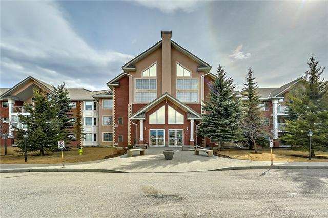 #218 6868 Sierra Morena Bv Sw, Calgary, Signal Hill real estate, Apartment Signature Parke homes for sale