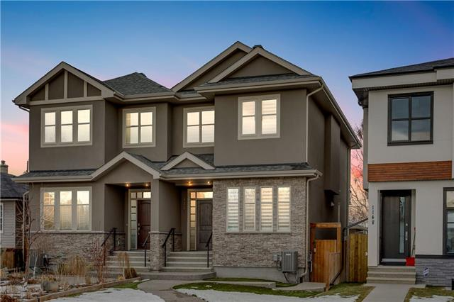1146 Radnor AV Ne, Calgary, Renfrew real estate, Attached Regal Terrace homes for sale