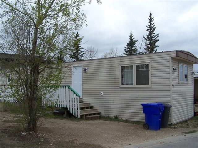 #63 5103 61 Av, Olds, None real estate, Mobile Olds homes for sale