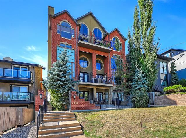 #203 2306 17b ST Sw, Calgary, Bankview real estate, Apartment Bankview homes for sale