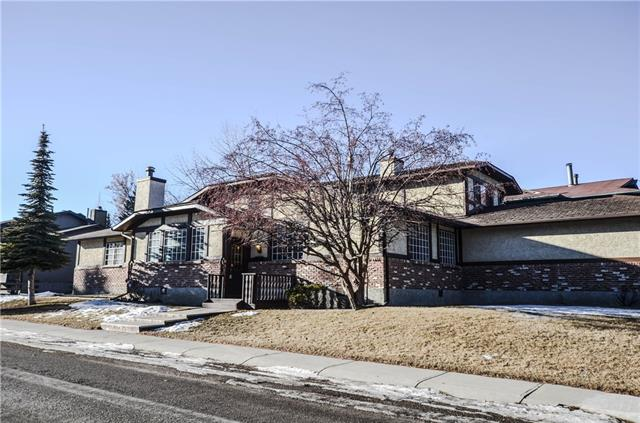 6703 Coach Hill RD Sw in Coach Hill Calgary MLS® #C4221050