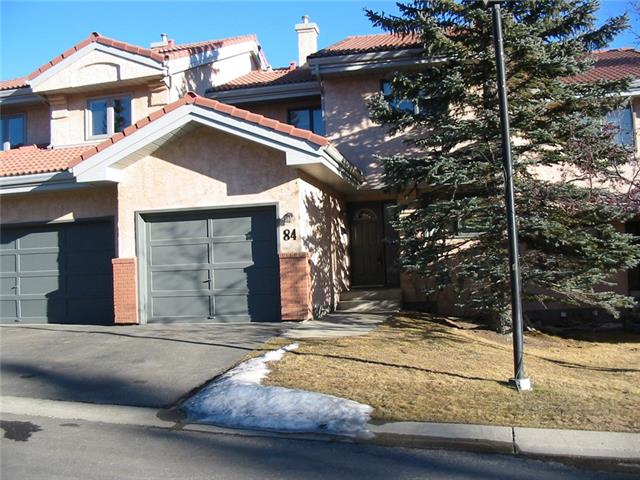 #84 5810 Patina DR Sw, Calgary, Patterson real estate, Attached Prominence homes for sale