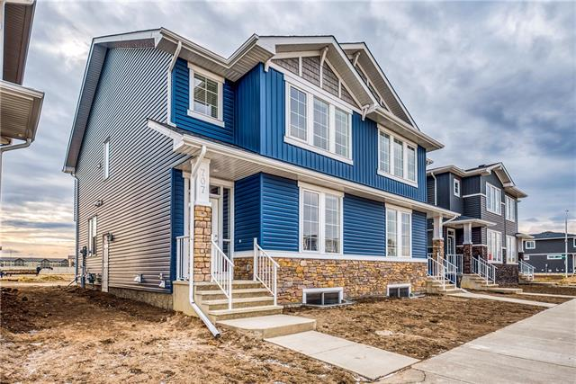 707 Redstone DR Ne, Calgary, Redstone real estate, Attached Redstone homes for sale