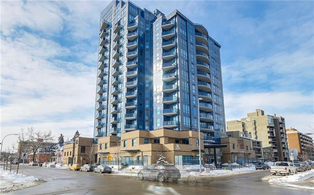 #1505 303 13 AV Sw, Calgary, Beltline real estate, Apartment Victoria Park homes for sale