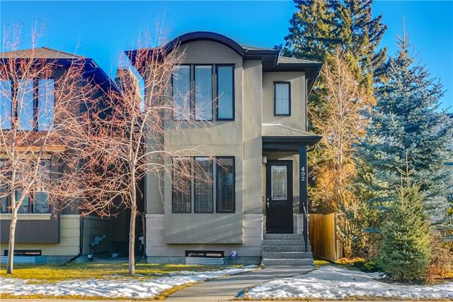 402 16 ST Nw, Calgary, Hillhurst real estate, Detached Kensington/Hillhurst homes for sale