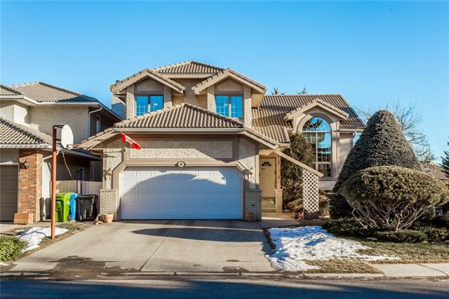 4 Signal Ridge Co Sw in Signal Hill Calgary MLS® #C4221209