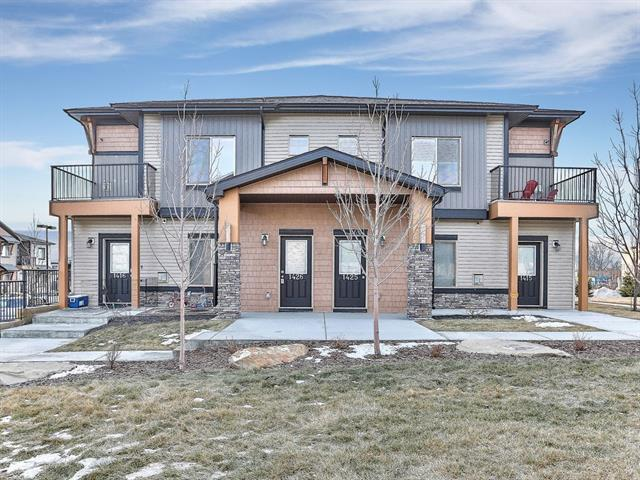 #1426 2461 Baysprings Li Sw, Airdrie, Baysprings real estate, Attached Airdrie homes for sale