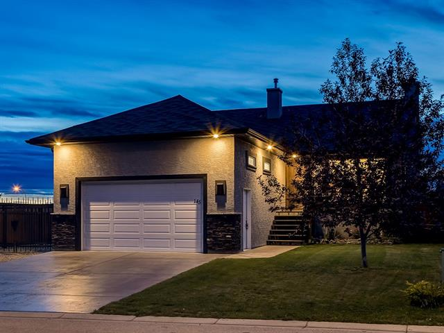 145 Sunset Ht, Crossfield, None real estate, Detached Crossfield homes for sale