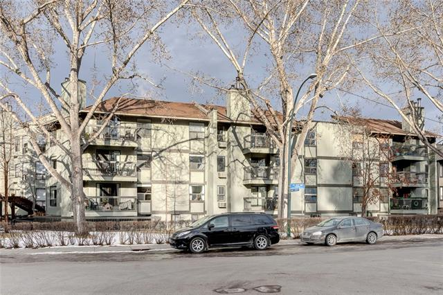 #306 626 24 AV Sw, Calgary, Cliff Bungalow real estate, Apartment Cliff Bungalow homes for sale