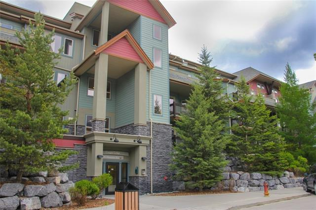 #303 109 Montane Rd, Canmore, Bow Valley Trail real estate, Apartment Bow Valley Trail homes for sale