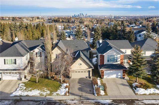 64 Strathridge CL Sw in Strathcona Park Calgary MLS® #C4221378