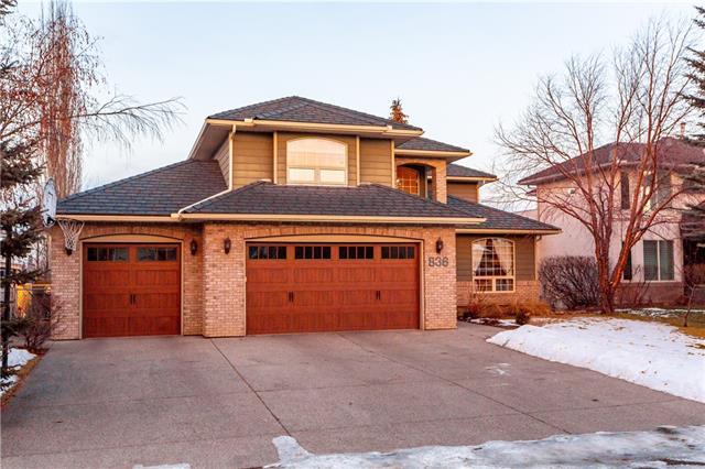 MLS® #C4221421 836 Sunset CR Se T2X 3D7 Calgary