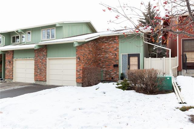 #28 10001 Brookpark Bv Sw, Calgary, Braeside real estate, Attached Braeside Estates homes for sale